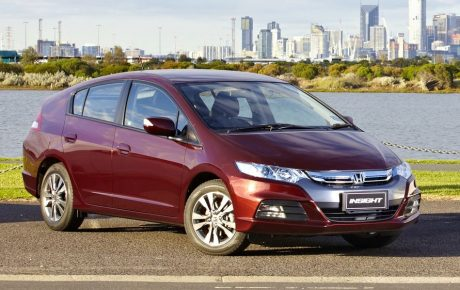Honda Insight Hybrid Review