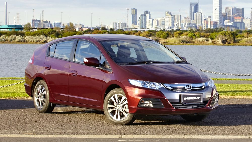 Attractive Honda Insight Hybrid Review