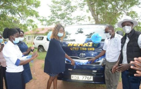 Bondo Hospital nurses explain why the bought a hearse during Covid-19 after received praise and criticism in equal measure