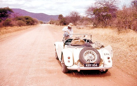 Once upon a time, each town in Kenya; Mombasa, Nakuru, Nairobi, Kisumu, had their own number plates