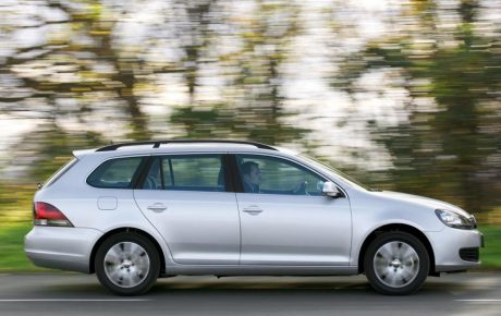 Volkswagen Golf Estate(Station Wagon) Review