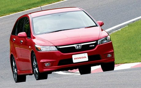 Honda Stream review