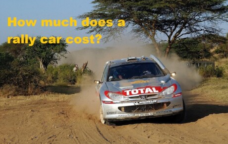 How much is costs to buy a rally car and maintain it @KenyanTraffic