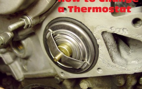 How to Change a Thermostat @KenyanTraffic