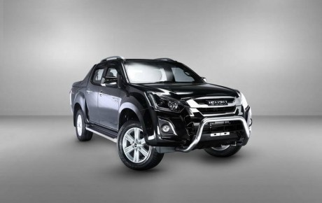Isuzu D-Max pick-up review