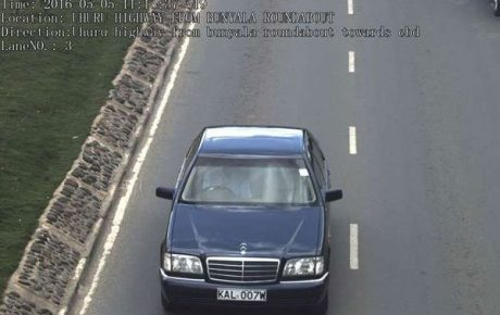 The #Girl on the Passenger Seat of Jacob Juma's Mercedes S500