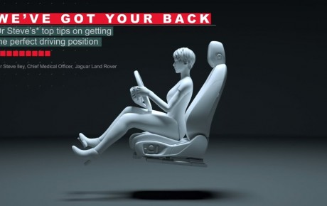 Video Guide to the Perfect Safest Driving Position