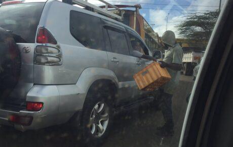 DCJ Mwilu's bodyguard narrates carjacking in his boss's Prado that left him half dead as robbers fled on a motorbike