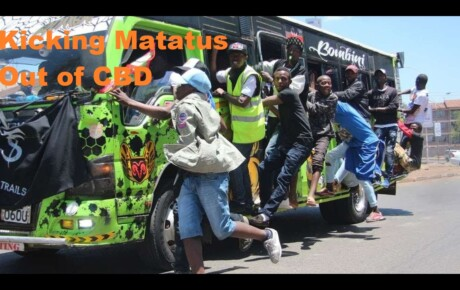 How kicking matatus out of CBD will unfold only Muthurwa terminus will remain to serve Jogoo and Lusaka roads