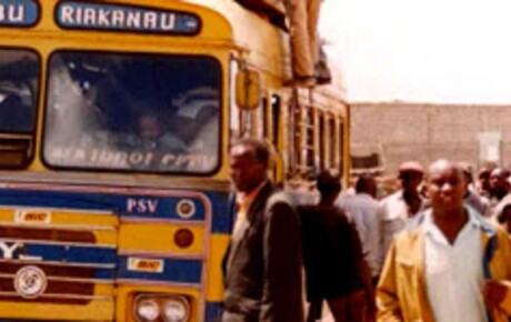 Lengendary long-distance buses that we will never forget @KenyanTraffic