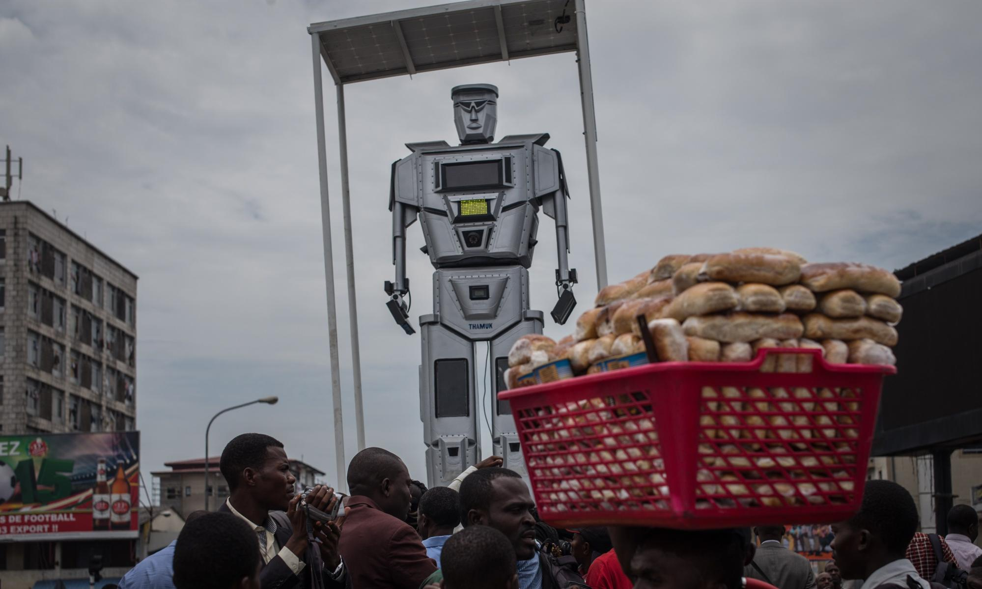Meet the African Robocop
