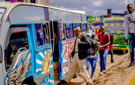 Matatus will be kicked out of the city centre from November, will Badi succeed where Kidero and Sonko failed? @ma3route