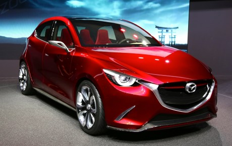 Mazda Demio review