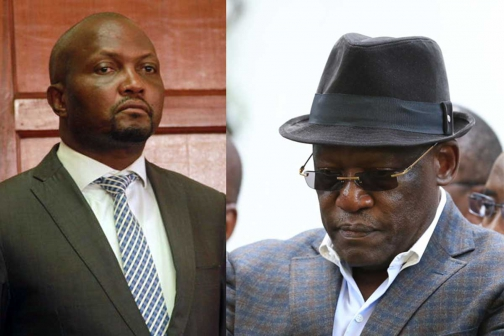 MP Moses Kuria and Johnstone Muthama arrested over alleged hate speech
