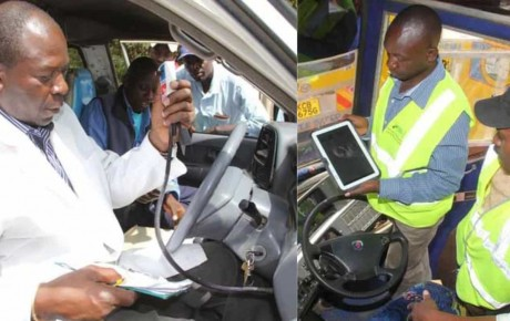 NTSA – All private vehicles must be inspected every 2 years