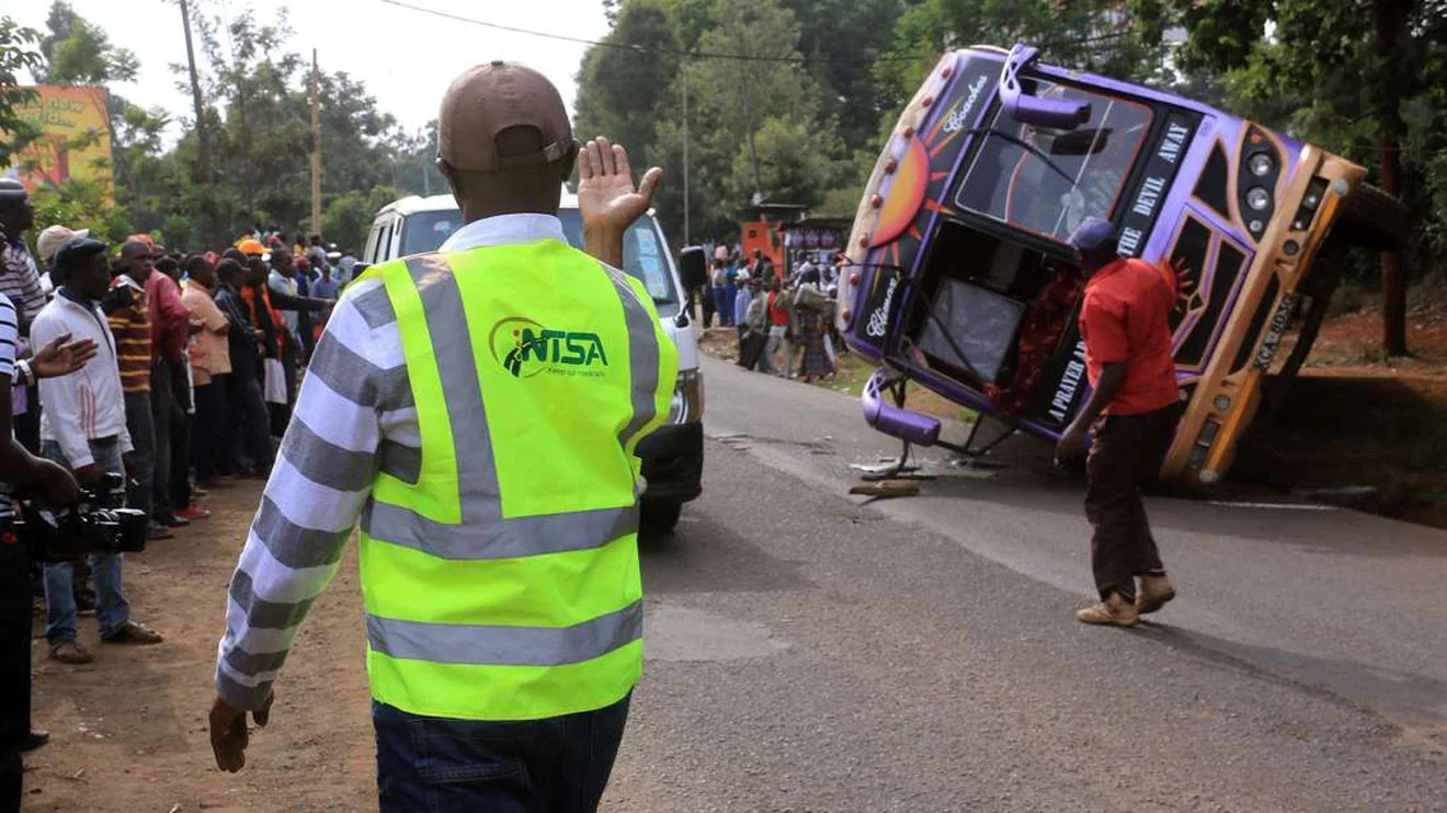 NTSA is back on the road to support the police in new traffic raid @KenyanTraffic