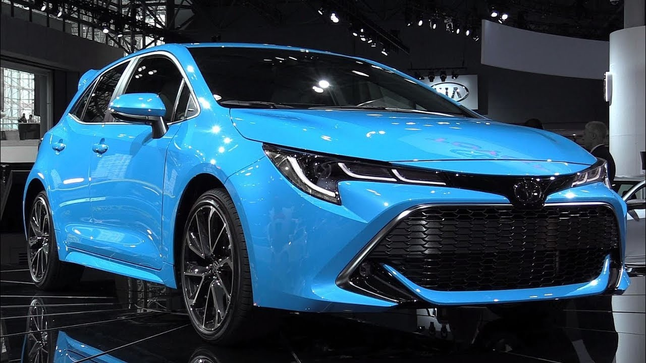 Toyota Corolla 2019 review
