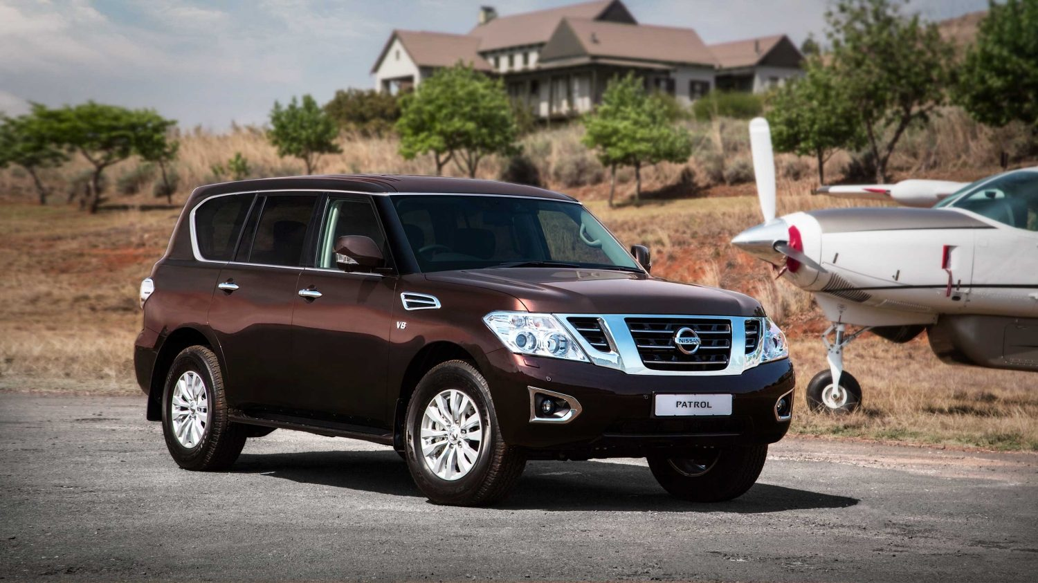magari poa nissan patrol review