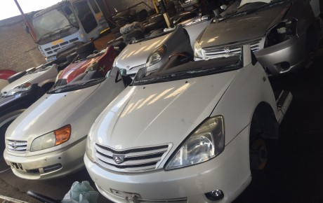 How white Toyotas are stolen and 'chinjwad' into ex-japan parts in two hours