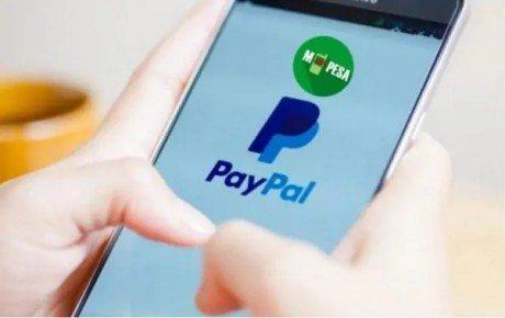 How to withdraw money from PayPal to Mpesa