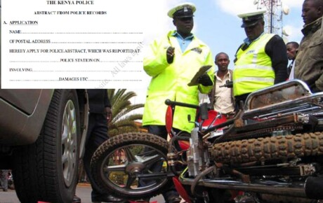 Reasons Why you may Need a Police Abstract Form in Kenya and How to Find it Online @KenyanTraffic