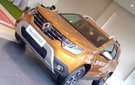 The new 2019 Renault Duster unveiled in Kenyan market as micro-SUV supremacy battle tears on