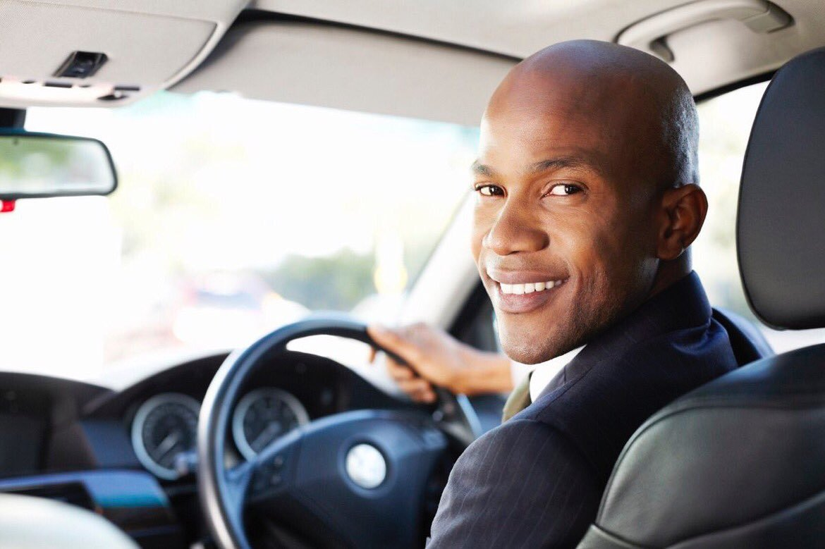 How do you deal with rude people while driving?