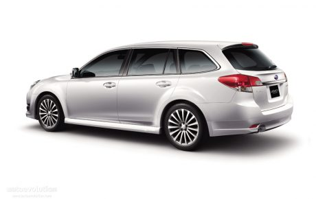 Subaru Legacy review