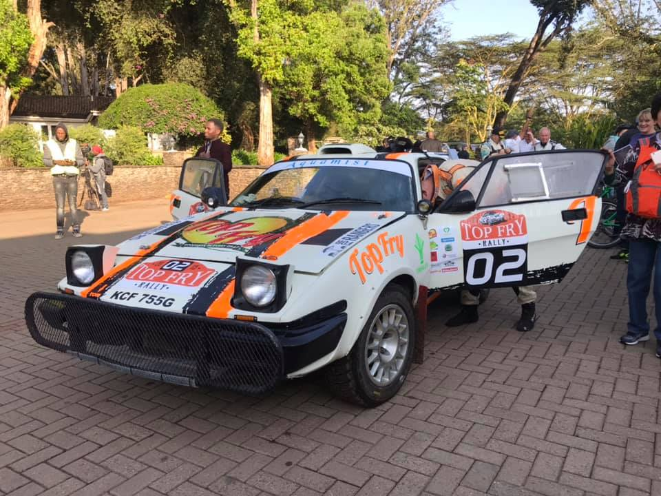 Speed festival features Kenya's daredevils in pre-1978 machines. So, no fancy electronics with such names as EFI, VVTi, Tiptronic transmissions, traction control