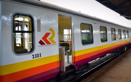 New city trains with charge a standard rate of Ksh 100