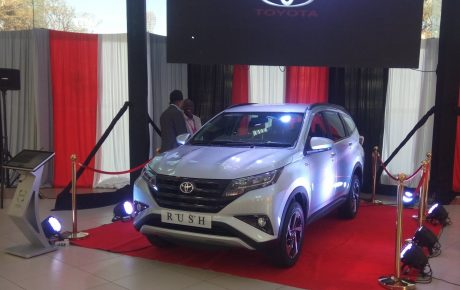 Girl gifted by parents a brand new Toyota Rush SUV for graduating on top of her class
