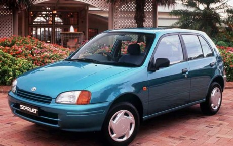 Toyota Starlet review