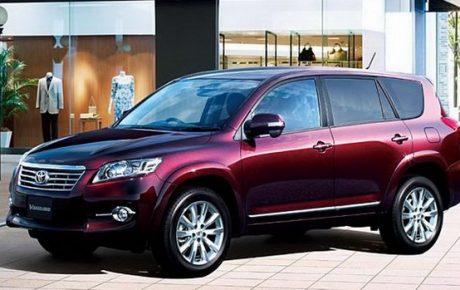 Toyota Vanguard review