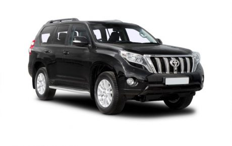 Toyota Land Cruiser Prado TX review