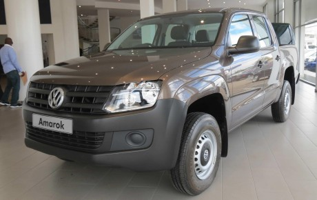 VW Amarok review