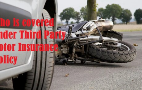 Who is covered under Third Party Motor Insurance Policy