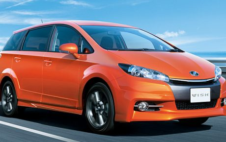 Toyota Wish Review
