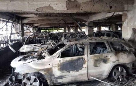 Arsonist that torched 69 cars at Malik Heights has been identified