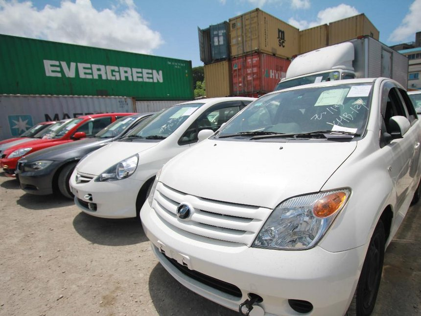 Age limit directive for imported second-hand cars has been suspended