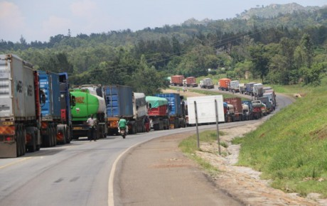 This government directive will eliminate cargo-trucks from the roads in favour of SGR @KenyanTraffic