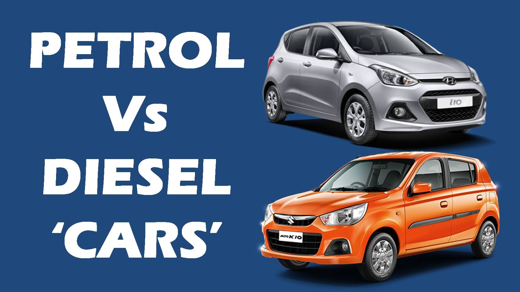 Why do they use diesel in large vehicles rather than petrol?