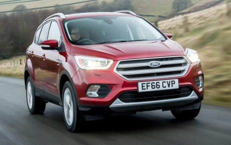 Ford Escape/Kuga review