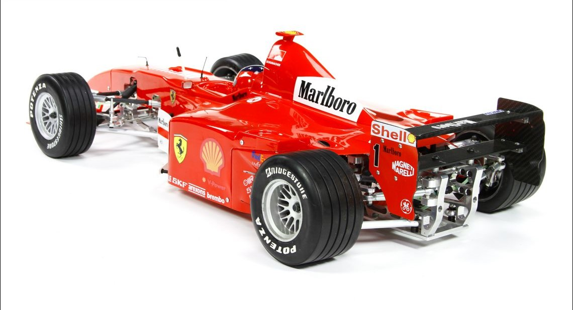 What are some interesting facts about Formula 1?