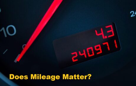 Mileage does not determine a car's life