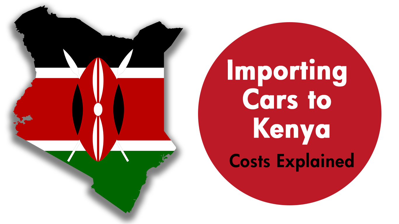 How to determine how much duty you'll pay to KRA for imported vehicle