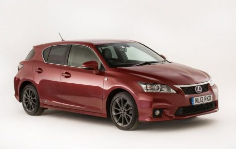 Lexus CT 200h(hybrid) review