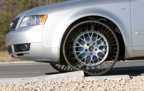 Why don't they make airless car tyres?