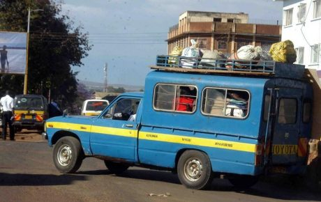 History of the Matatu Industry Documentary @ma3route