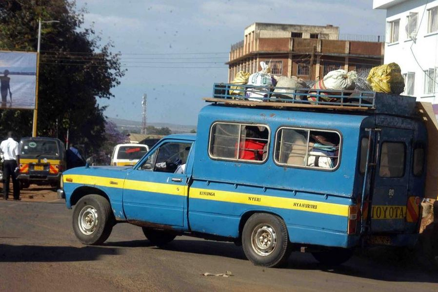Changing Faces of the Matatu Industry