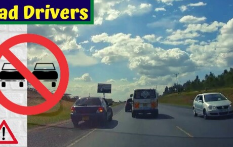 Proud Kenyan motorists will not admit that they are the cause of all the mess in our roads